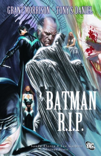 Batman R.I.P. - Comic Action 2009