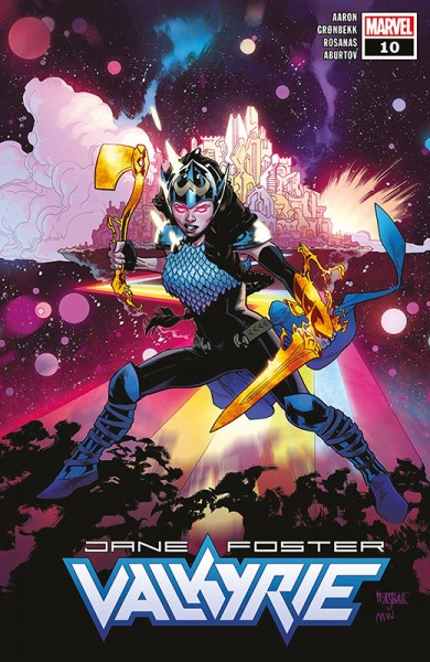 Valkyrie: Jane Foster 2 Cover