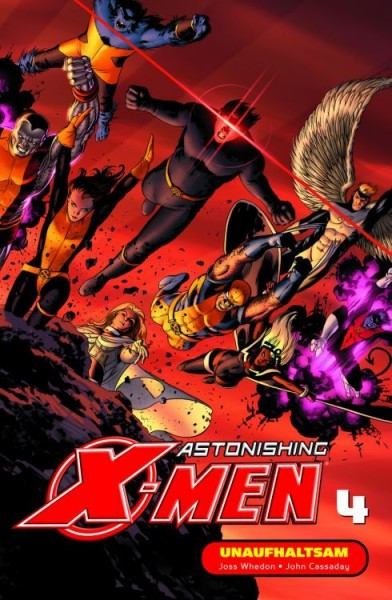 Astonishing X-Men 4