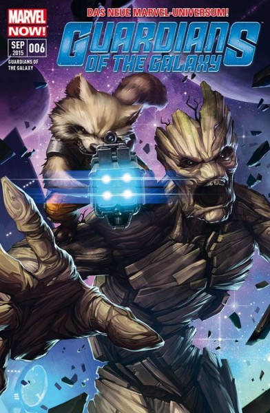 Guardians of the Galaxy 6