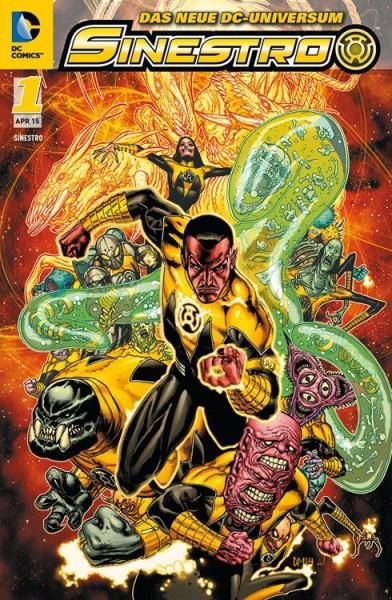 Sinestro 1 Variant