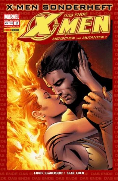 X-Men Sonderheft 8: X-Men - Das Ende: Menschen und Mutanten 1