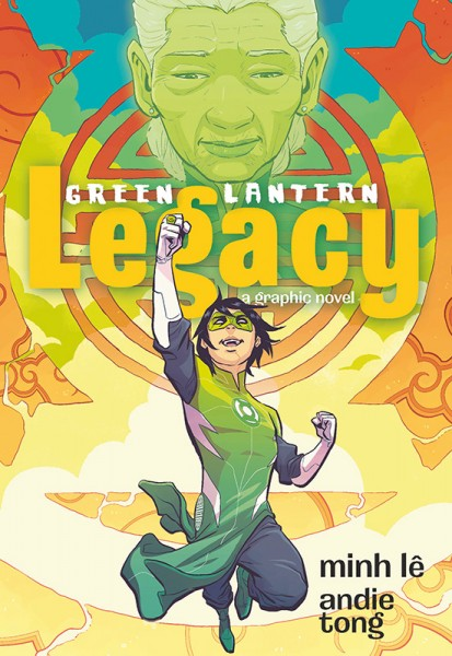Green Lantern: Die Bestimmung Cover
