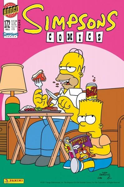 Simpsons Comics 172