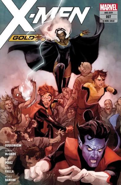 X-Men: Gold 7