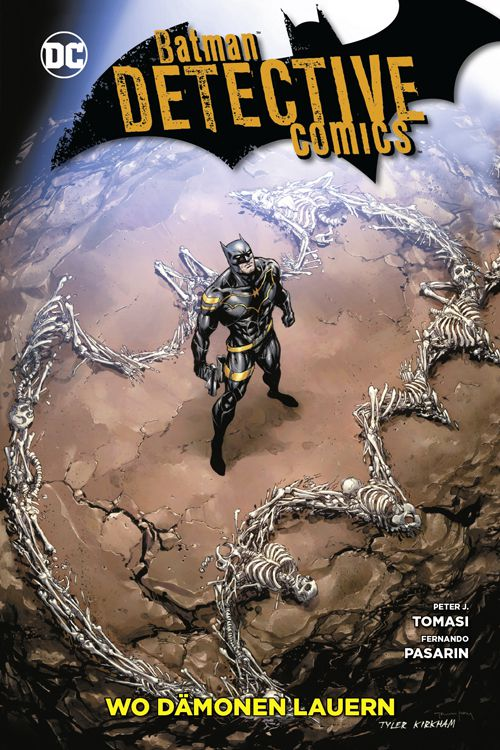 Batman Detective Comics 9: Wo Dämonen...