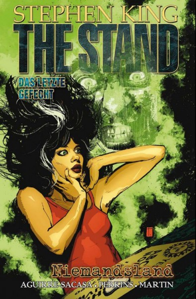 Stephen King: The Stand 5: Niemandsland