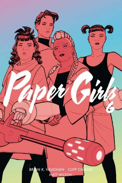 Paper Girls 6 Cover