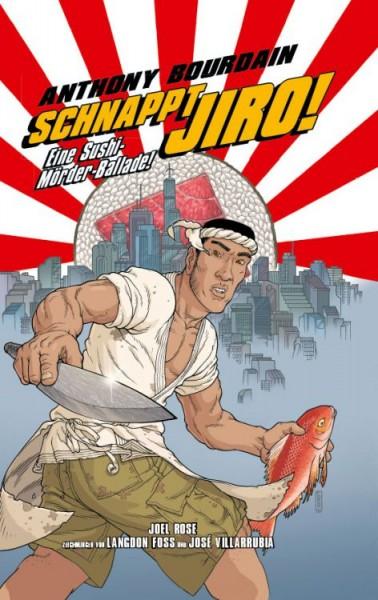 Schnappt Jiro! Eine Sushi-Mörder-Ballade