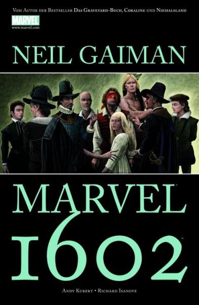 Marvel: Neil Gaiman - Marvel 1602