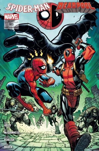Spider-Man/Deadpool 3: Ziemlich nicht so beste Freunde
