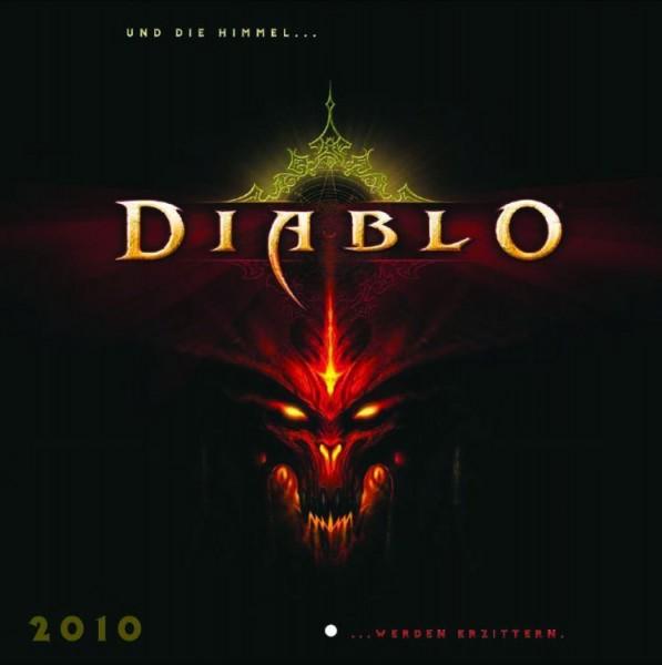 Diablo - Wandkalender (2010)