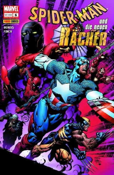 Spider-Man & Die neuen Rächer 6