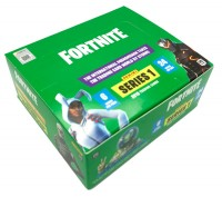 Fortnite Trading Cards - Box