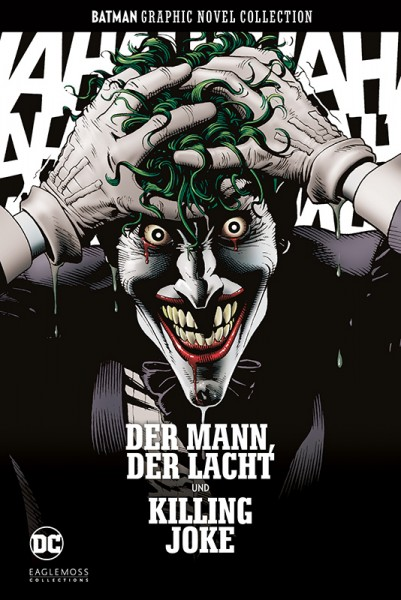 Batman Graphic Novel Collection 34 - Der Mann der lacht / Killing Joke