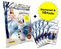 Disney: Die Eiskönigin 2 -  Trading Cards - Sammelbundle