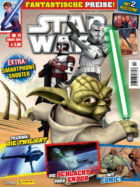 Star Wars - Magazin 14