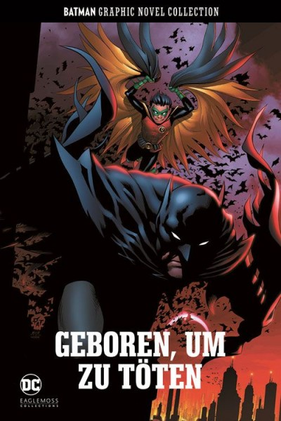 Batman Graphic Novel Collection 3: Geboren, um zu töten