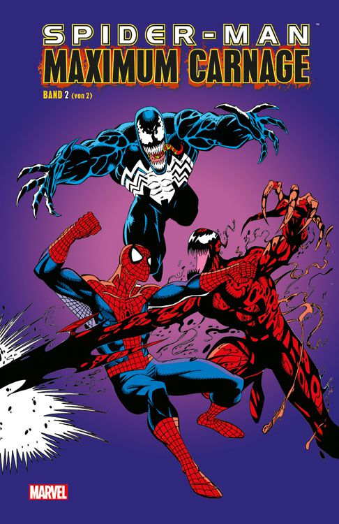 Spider-Man: Maximum Carnage 2 Hardcover