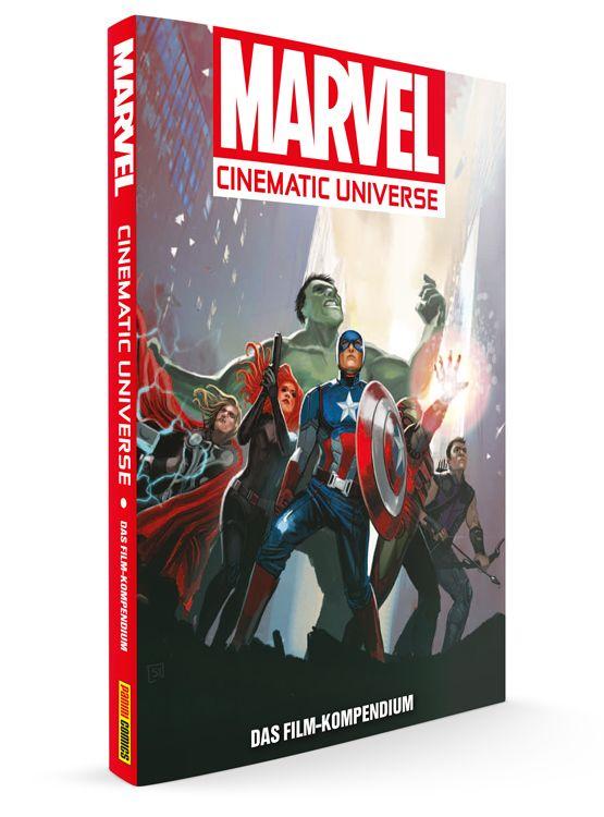 Marvel Cinematic Universe - Das Film-Kompendium 1