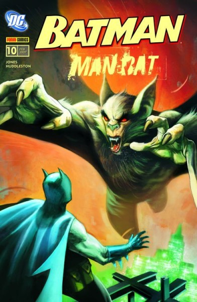 Batman Sonderband 10: Man-Bat