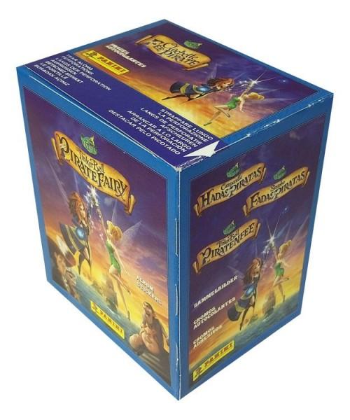 Disney: Tinkerbell und die Piratenfee - Box mit 50 Tüten