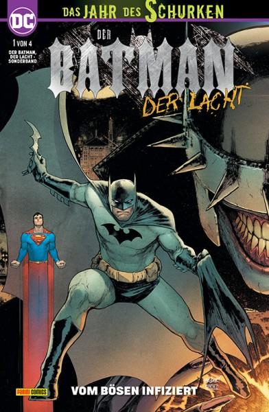 Der Batman, der lacht Sonderband 1 Cover