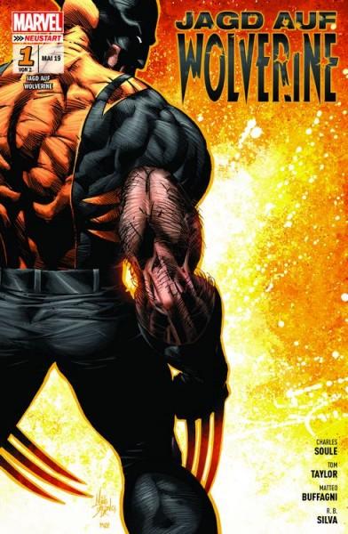 Jagd Auf Wolverine 1