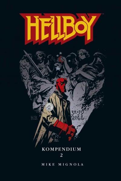 Hellboy - Kompendium 2