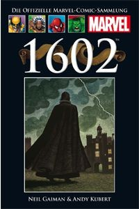 Hachette Marvel Collection 59: 1602