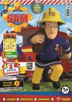 Feuerwehrmann Sam 07/20 Magazin Cover