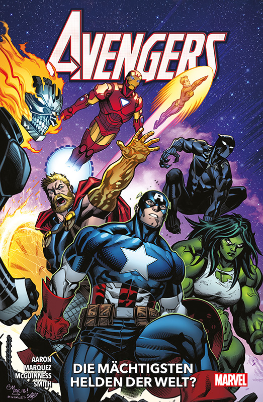 Avengers Paperback 2: Die mächtigsten...