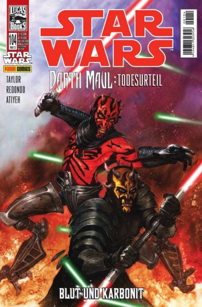Star Wars 103: Darth Maul: Todesurteil