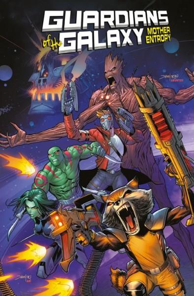 Guardians of the Galaxy - Kosmische Albträume