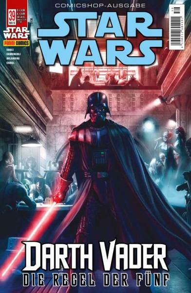 Star Wars 39: Darth Vader - Die Regel der Fünf 1 & 2 - Comicshop-Ausgabe