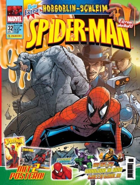 Spider-Man Magazin 32