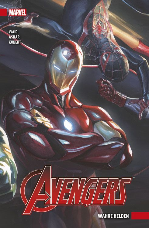 Avengers Paperback 4 (2017): Wahre...