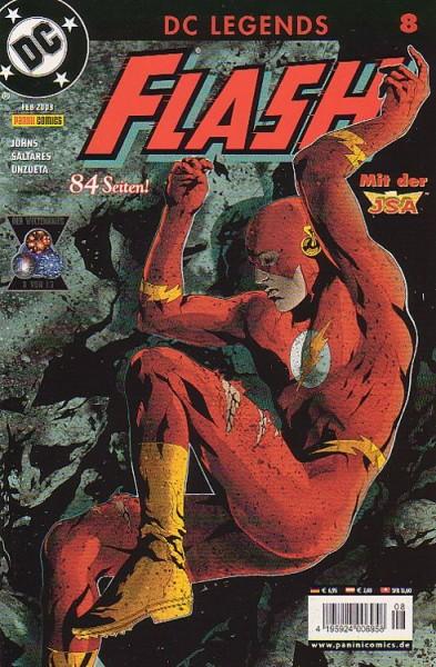 DC Legends 8: Flash - Der Weltenkrieg 8