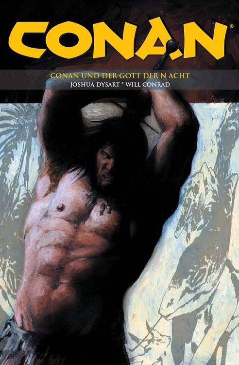 Conan 13: Conan und der Gott der Nacht