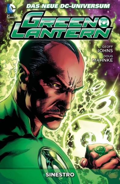 Green Lantern 1: Sinestro