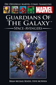 Hachette Marvel Collection 121: Guardians of the Galaxy - Space-Avengers