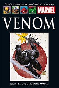 Hachette Marvel Collection 98: Venom