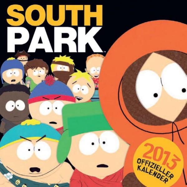 South Park - Wandkalender (2013)