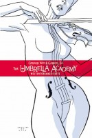 The Umbrella Academy 1: Weltuntergangs-Suite Cover