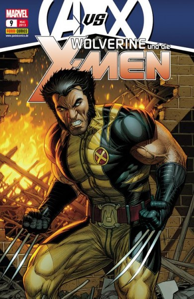 Wolverine & die X-Men 9