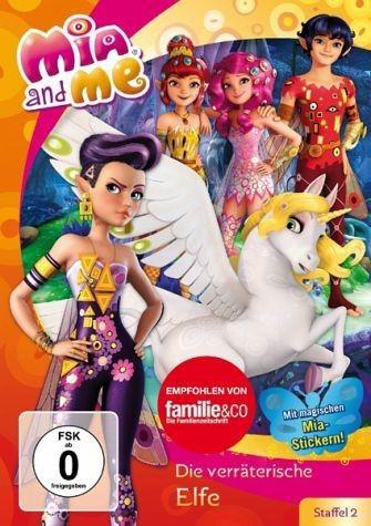 Mia and Me: Staffel 2: Vol. 9 - Die verräterische Elfe