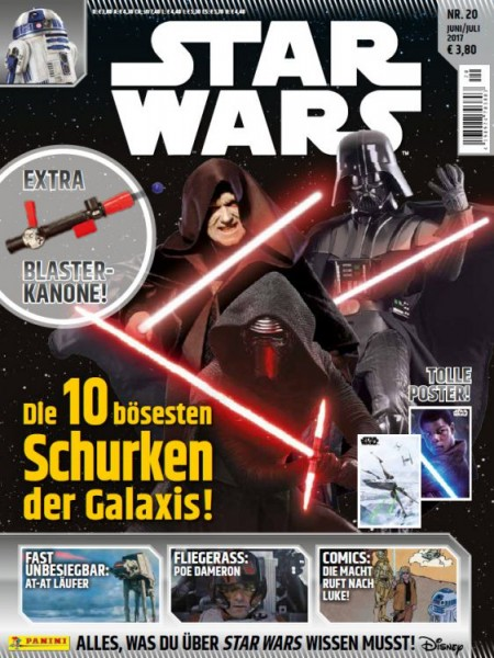 Star Wars - Magazin 20