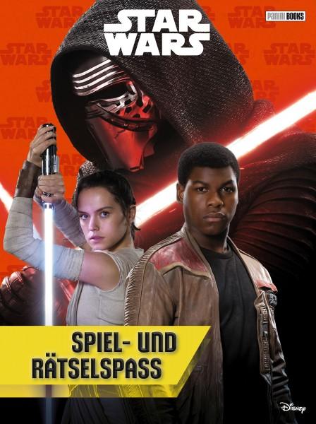Star Wars - Spiel- und Rätselspaß