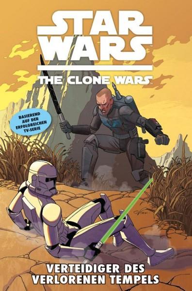 Star Wars: The Clone Wars 15 - Verteidiger des verlorenen Tempels