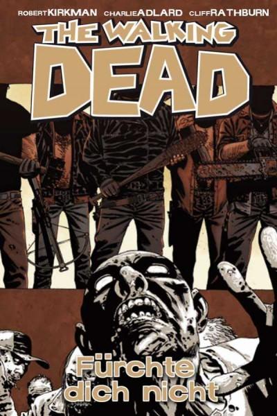 The Walking Dead 17: Fürchte dich nicht Cover
